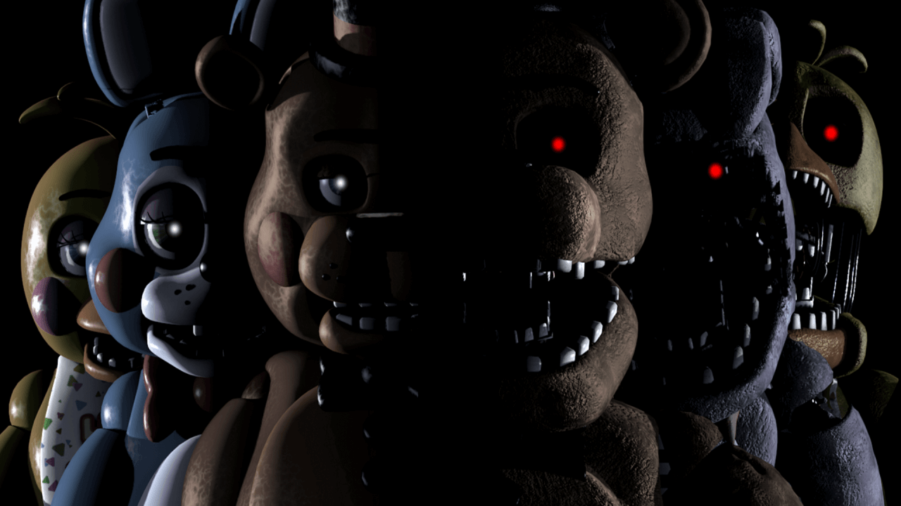 Five Nights at Freddy's Gets a Mobile Game