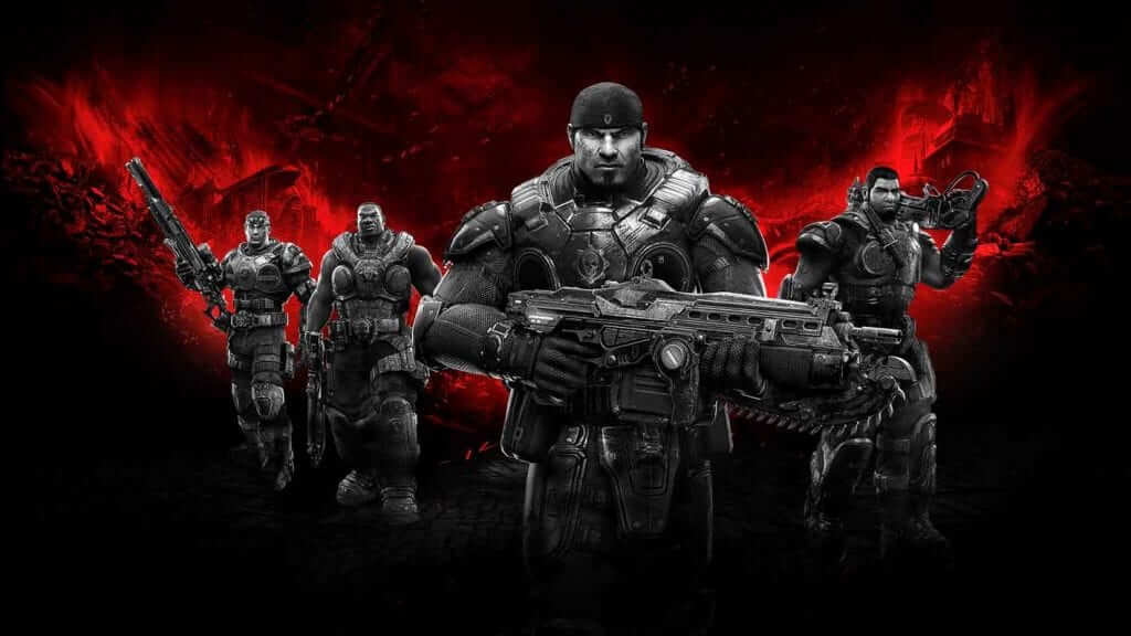 Gears of War: Ultimate Edition Free With Xbox One Bundle
