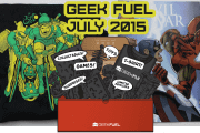 Geek Fuel - July 2015