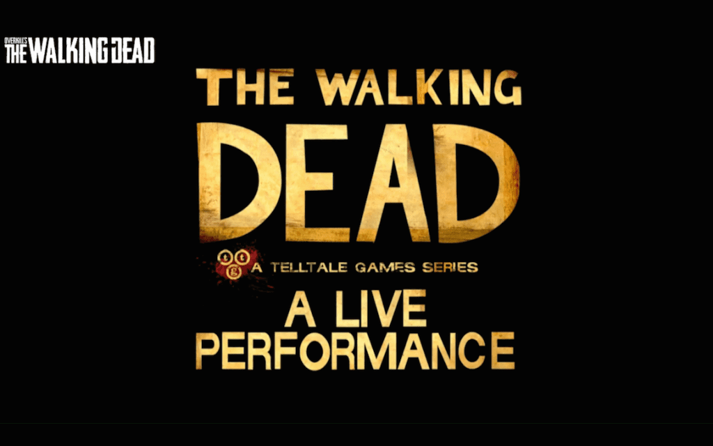 The Walking Dead Live Performance: Wild Success