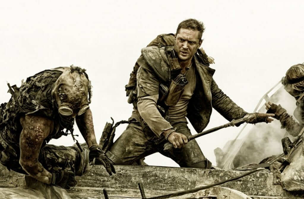 Mad Max: Fury Road Blu-ray Announced