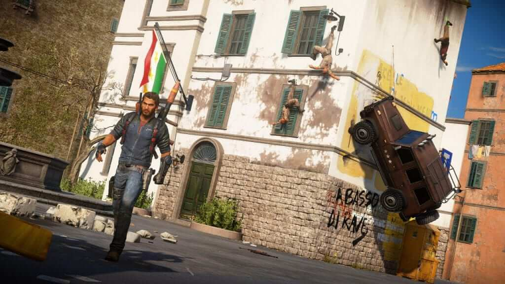 Just Cause 3 Collector's Edition Announced