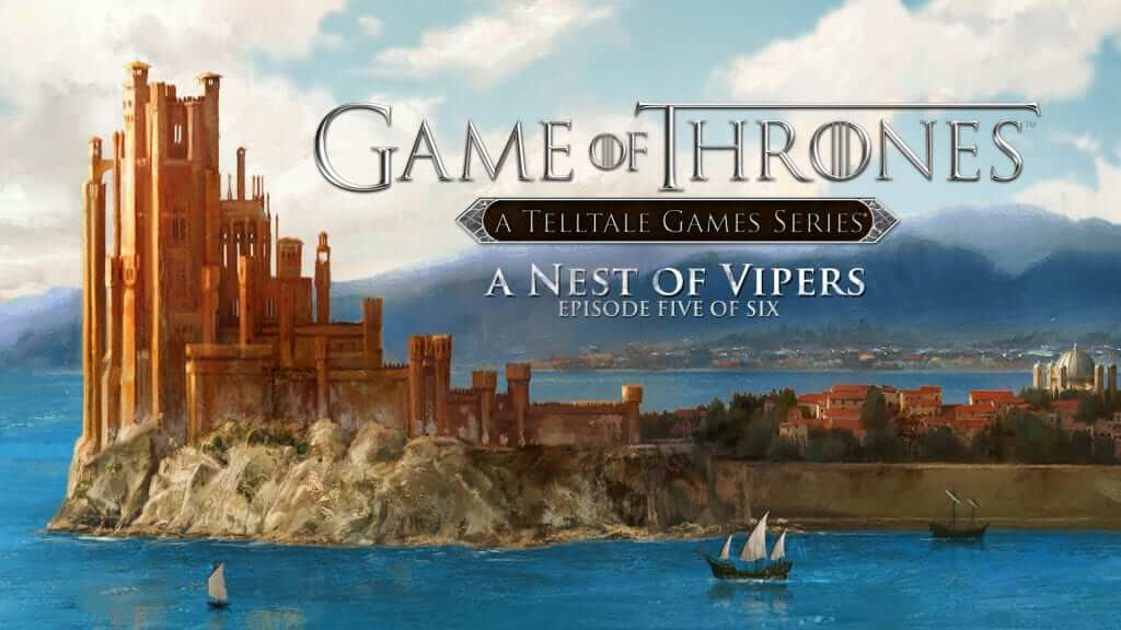 Telltale's Game of Thrones Episode 5 Gets Release Date