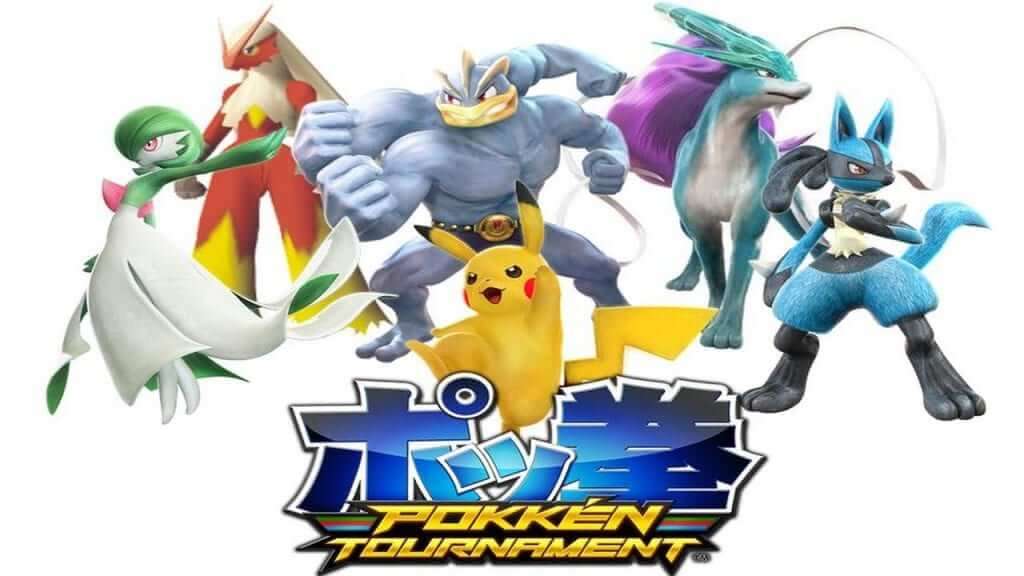 Pokken Tournament Coming to North America