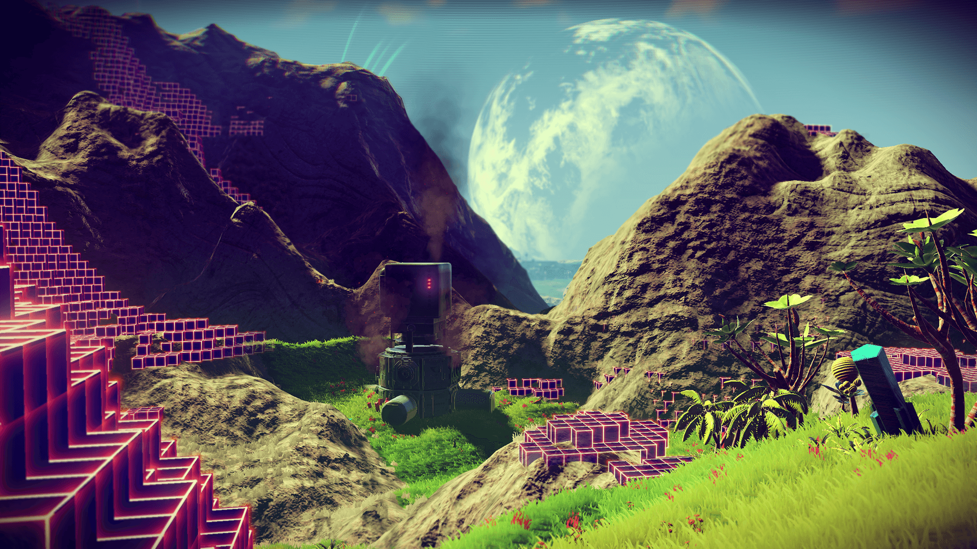 Here's 18 Minutes of No Man's Sky Gameplay