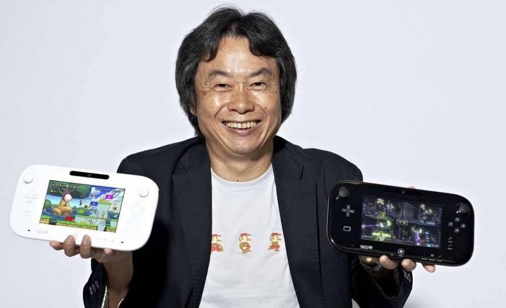 Miyamoto, the Wii U, and the Future for Nintendo