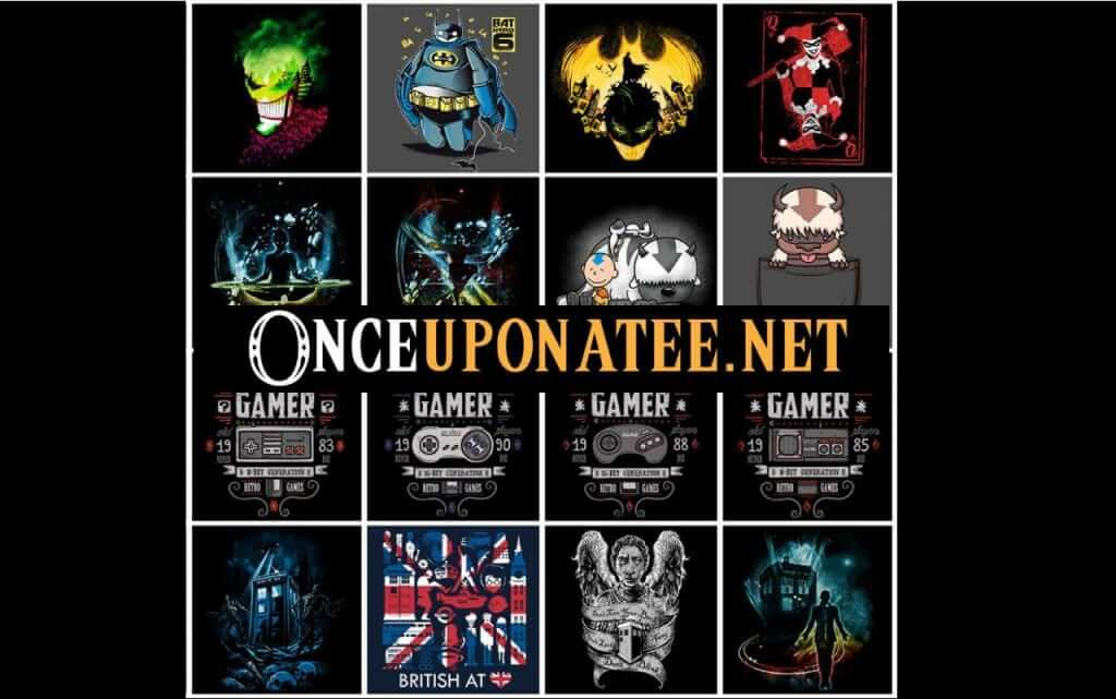 Once Upon a Tee - Product Review