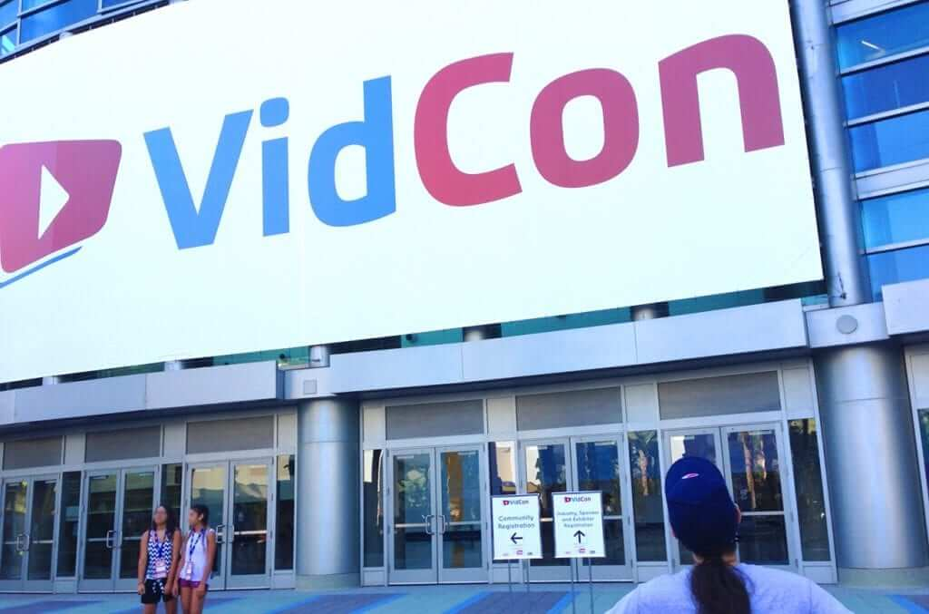 VidCon 2015 is Happening Now