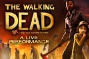 The Walking Dead Live Performance at SDCC