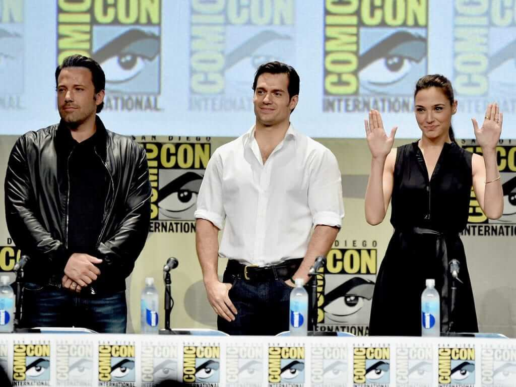 The Batman v Superman Panel From Comic-Con 2015