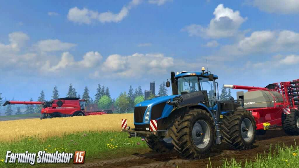 Farming Simulator 15 Review (Xbox One)