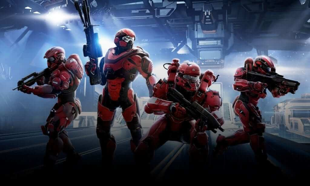 No Voting On Maps In Halo 5: Guardians