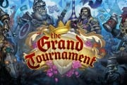 Hearthstone 'The Grand Tournament' Announced