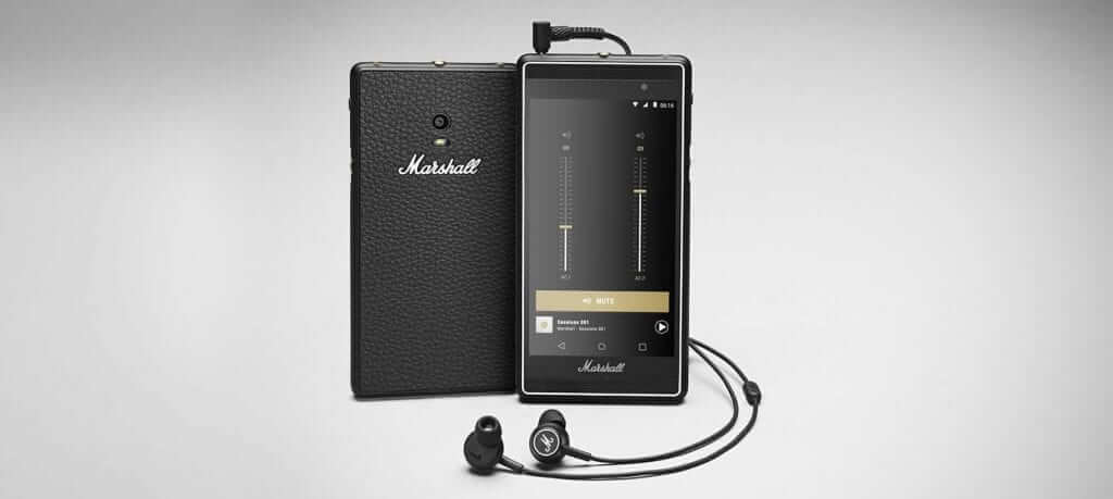 Marshall London, Smartphone For Music Lovers