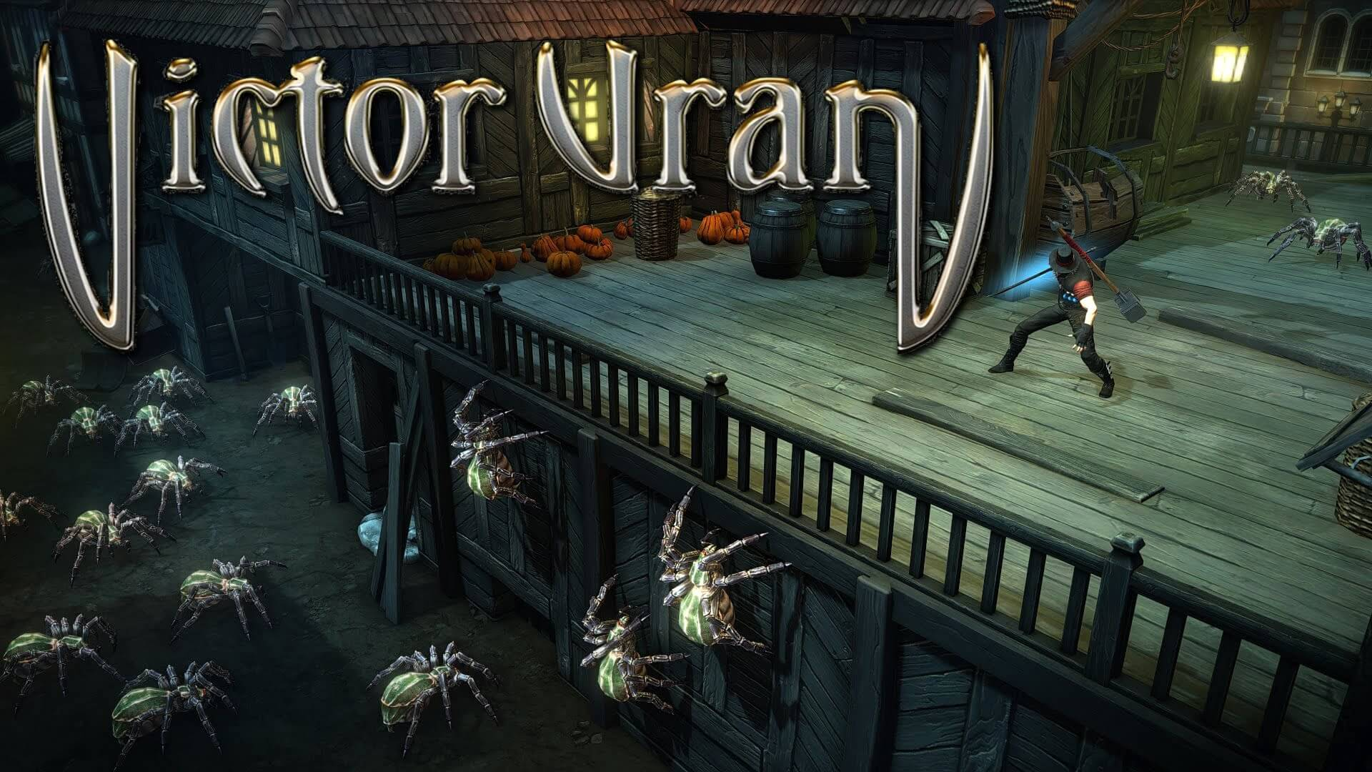 Victor Vran Steam Key Giveaway