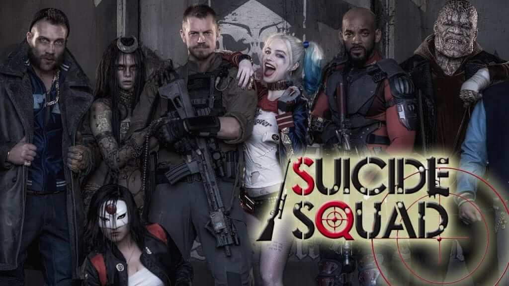 Suicide Squad Comic-Con Trailer Released Online