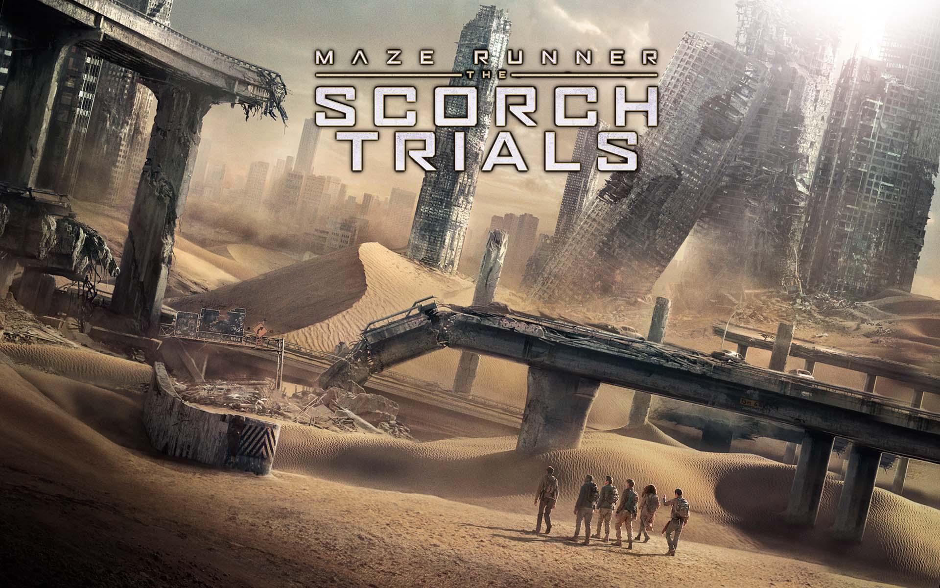 New Maze Runner Scorch Trials Trailer