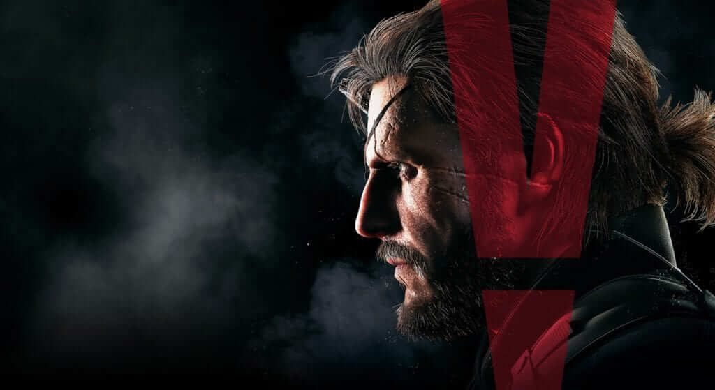 Hideo Kojima's Name Removed From Metal Gear Solid V Boxart