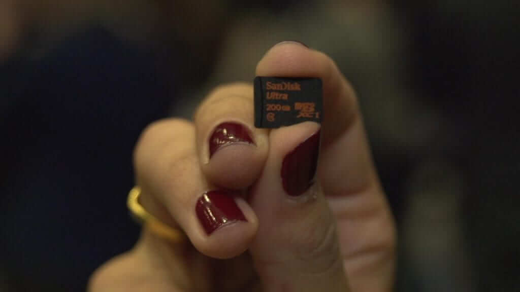 Sandisk Releases 200GB Micro SD Card