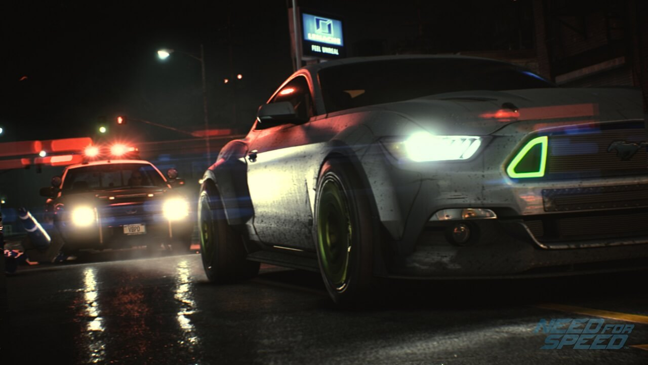 Need For Speed Delayed on PC to Spring 2016