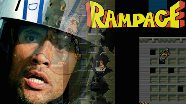 'Rampage' Movie in Talks with 'San Andreas' Director