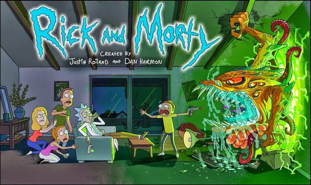 Rick and Morty Season Two Premieres