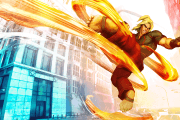 Street Fighter V Adds Ken to the Roster