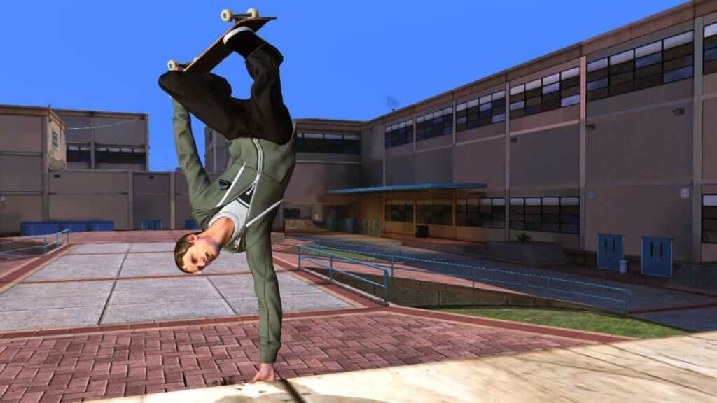 Tony Hawk's Pro Skater 5 Has Playstation Exclusive Content