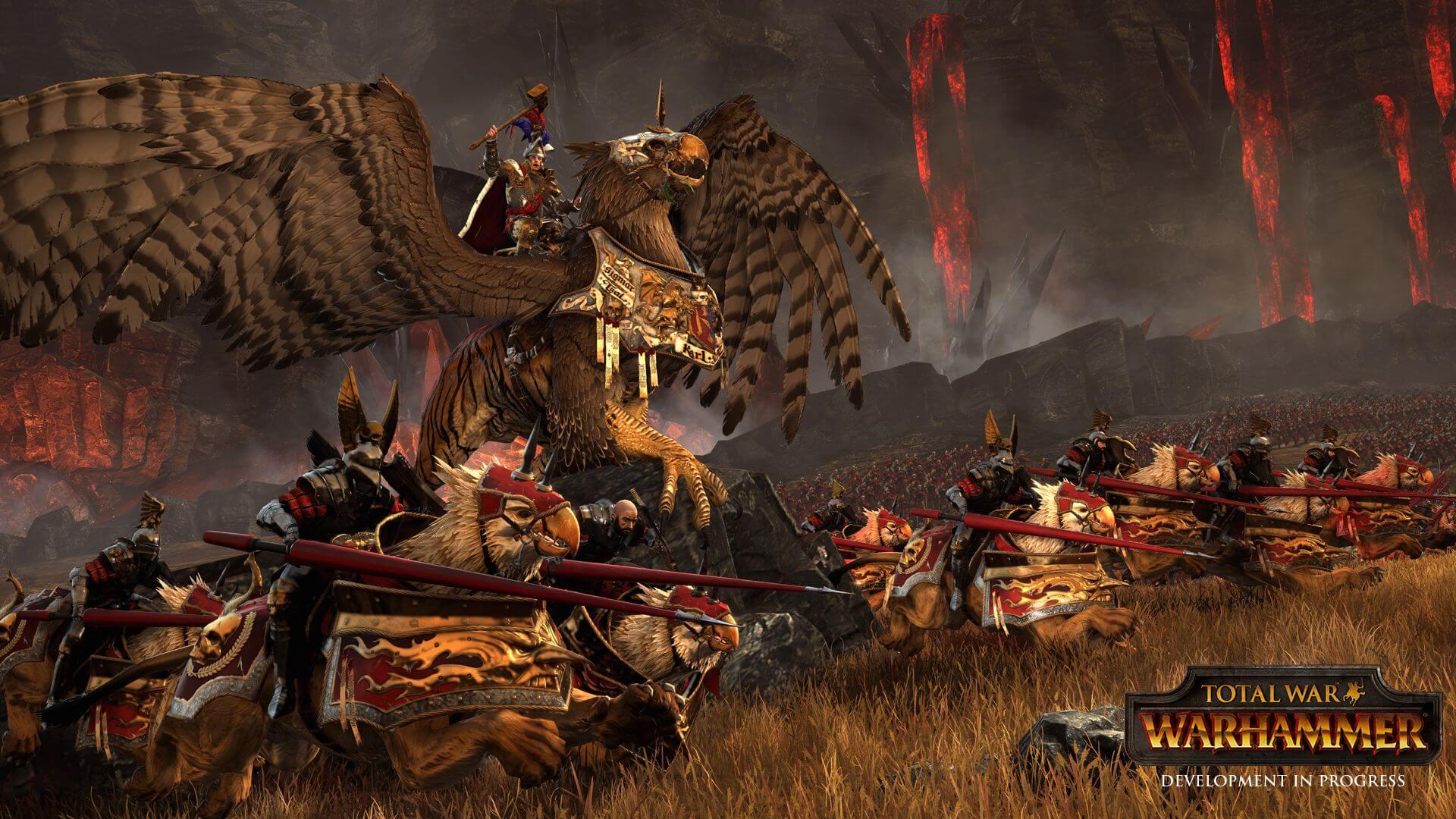 Total War: Warhammer First In-Engine Trailer