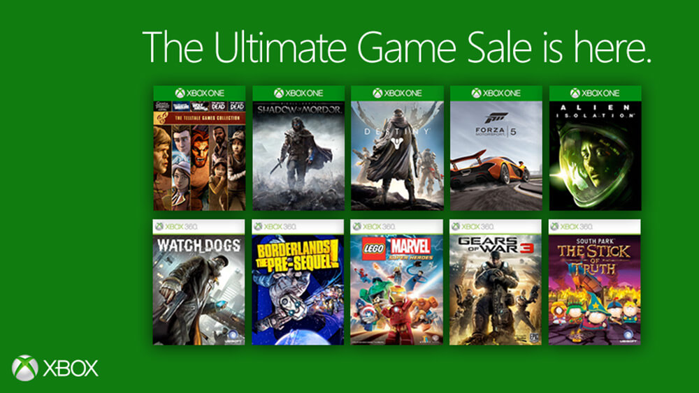 Deals With Gold and Ultimate Game Sale Details