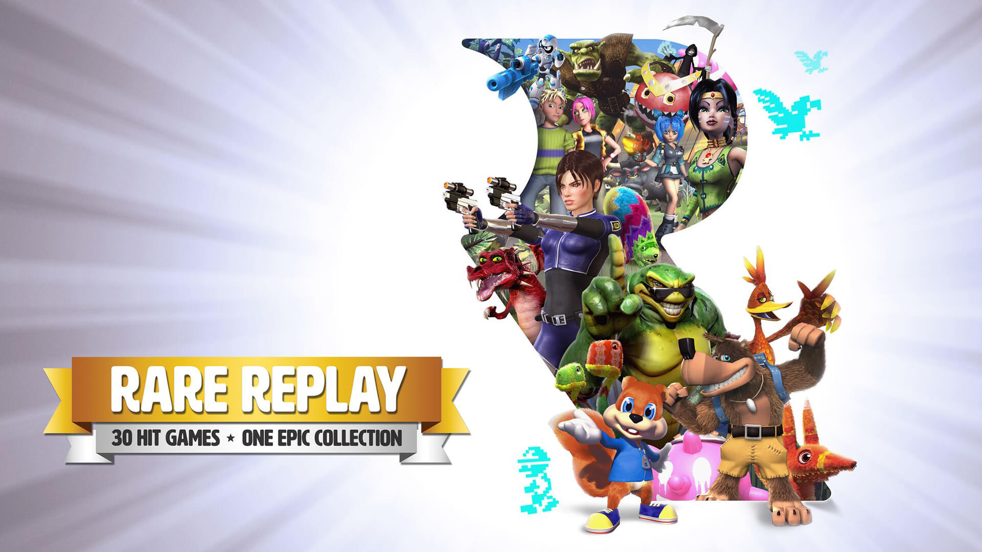 Rare Replay is Rares First #1 Since 1998
