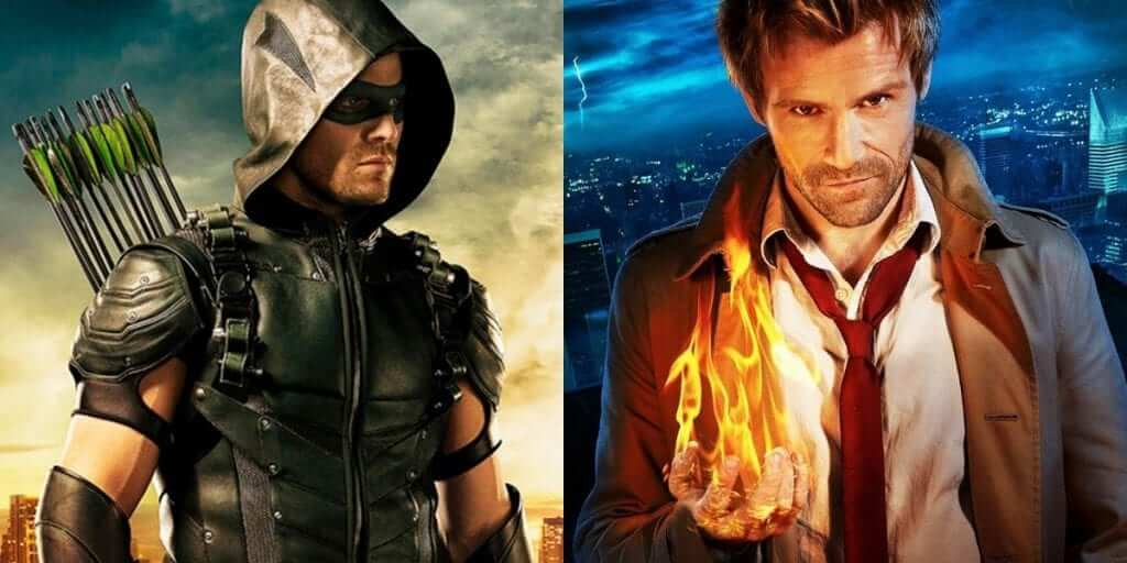 Constantine to Appear On CW's Arrow