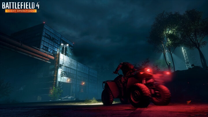 BF4 Night Operations ATV