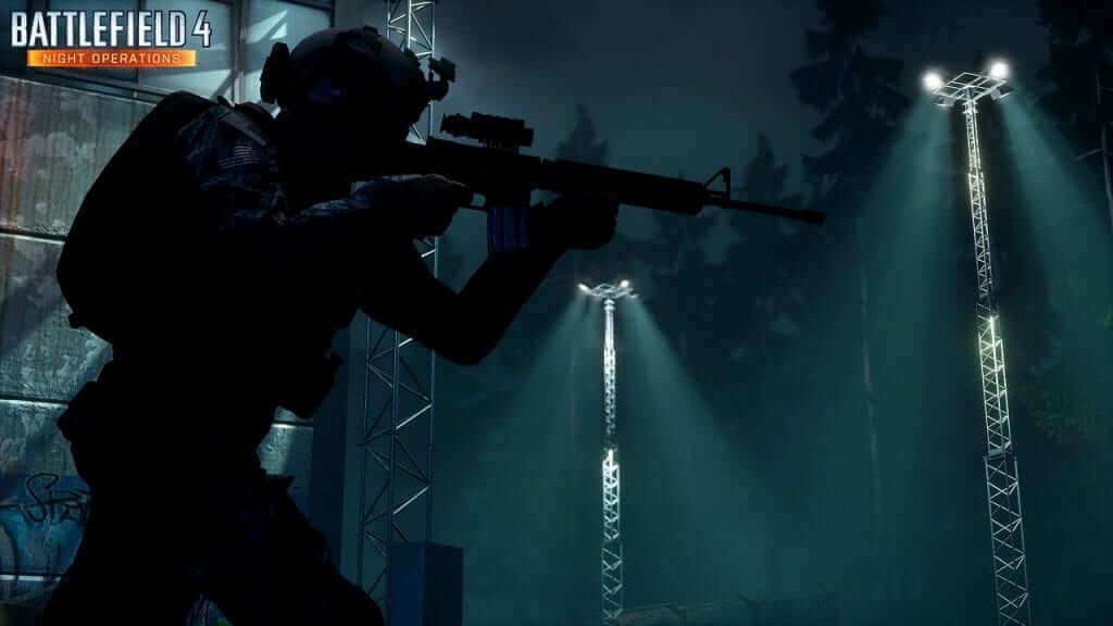 Battlefield 4: Night Operations DLC Announced