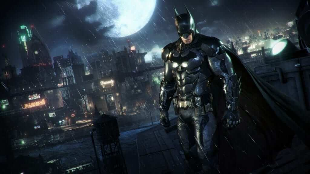 New Batman Arkham Knight DLC Details