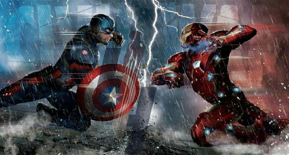 Captain America: Civil War Finishes Filming