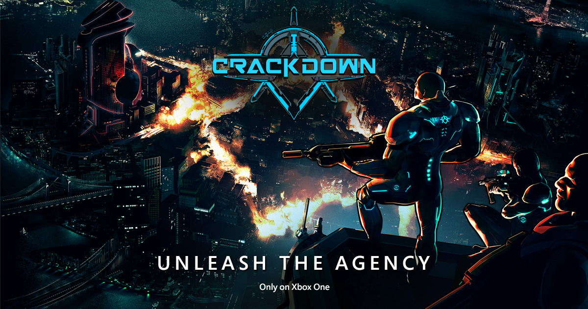 Gamescom 2015: 'Crackdown 3' Hits Xbox One in 2016