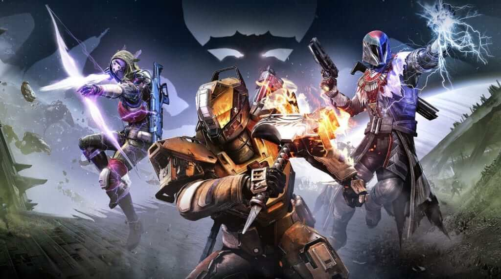 Bungie Unveils New Exotics For Destiny: The Taken King