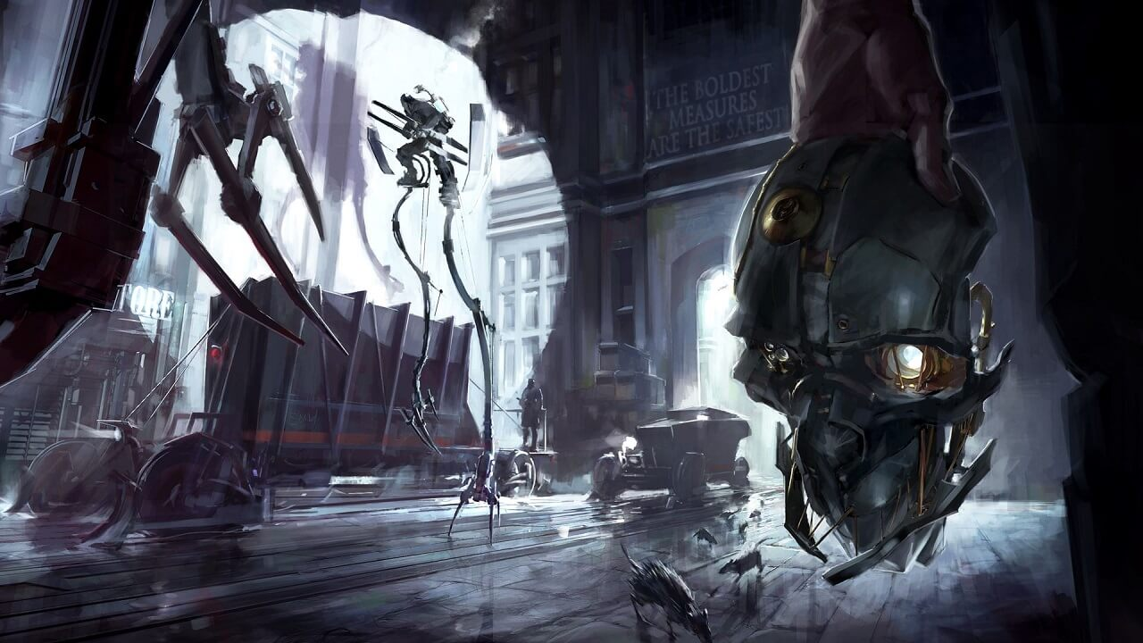 Dishonored: Definitive Edition Gets Launch Trailer