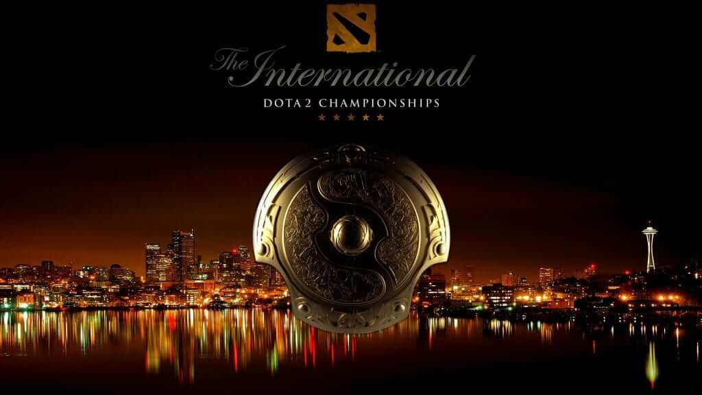 And The Dota 2 International Champion Is...