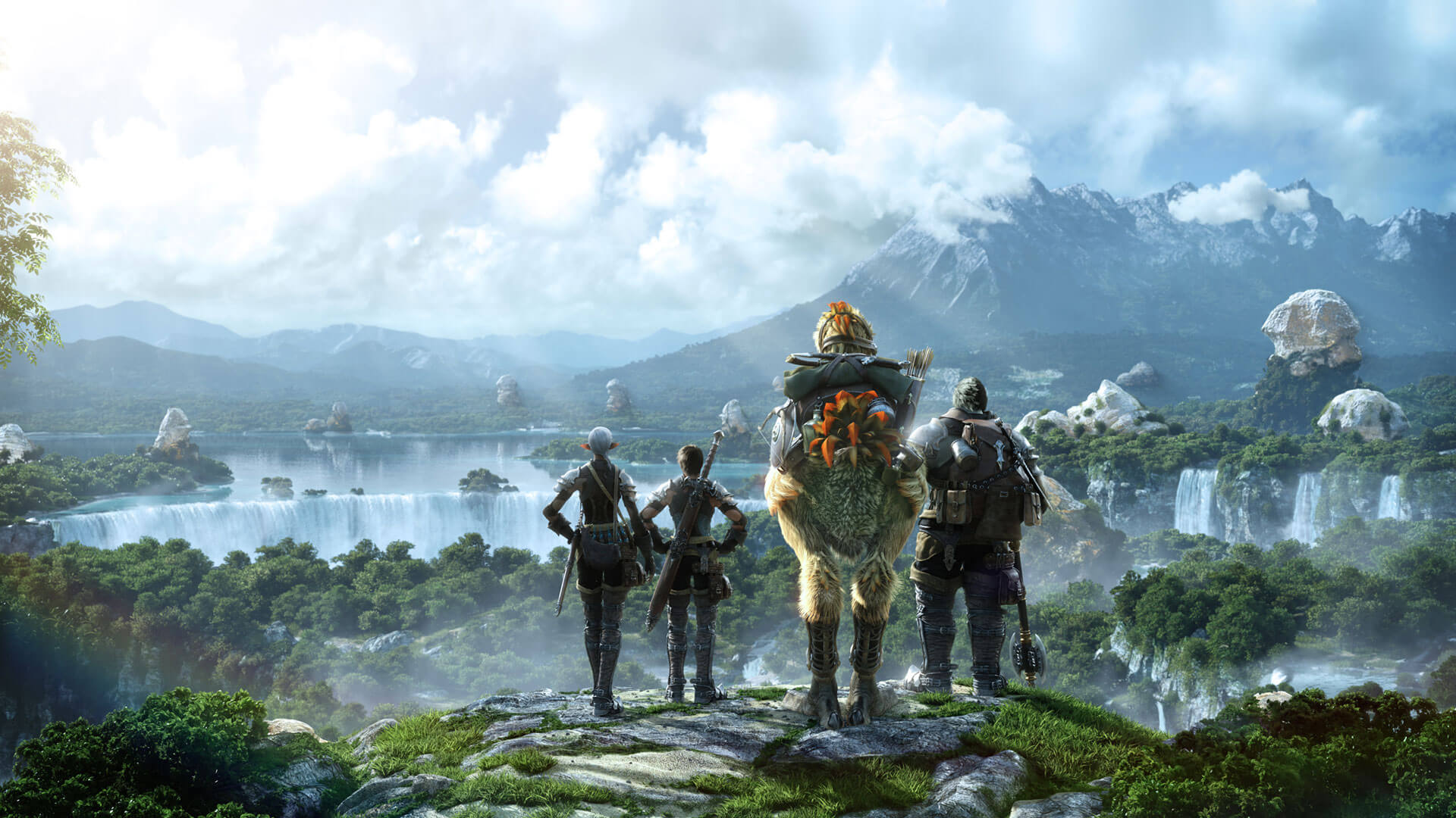 Final Fantasy XIV Reaches 5 Million Player Accounts