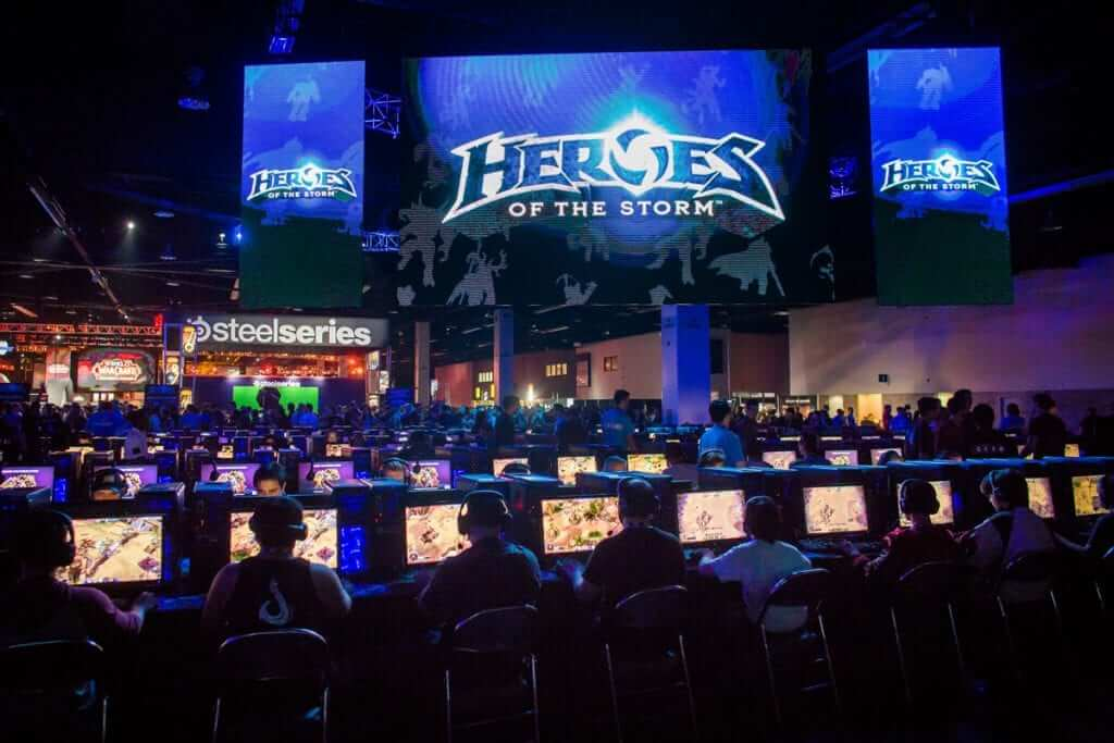 Road to Blizzcon: North America Open - August