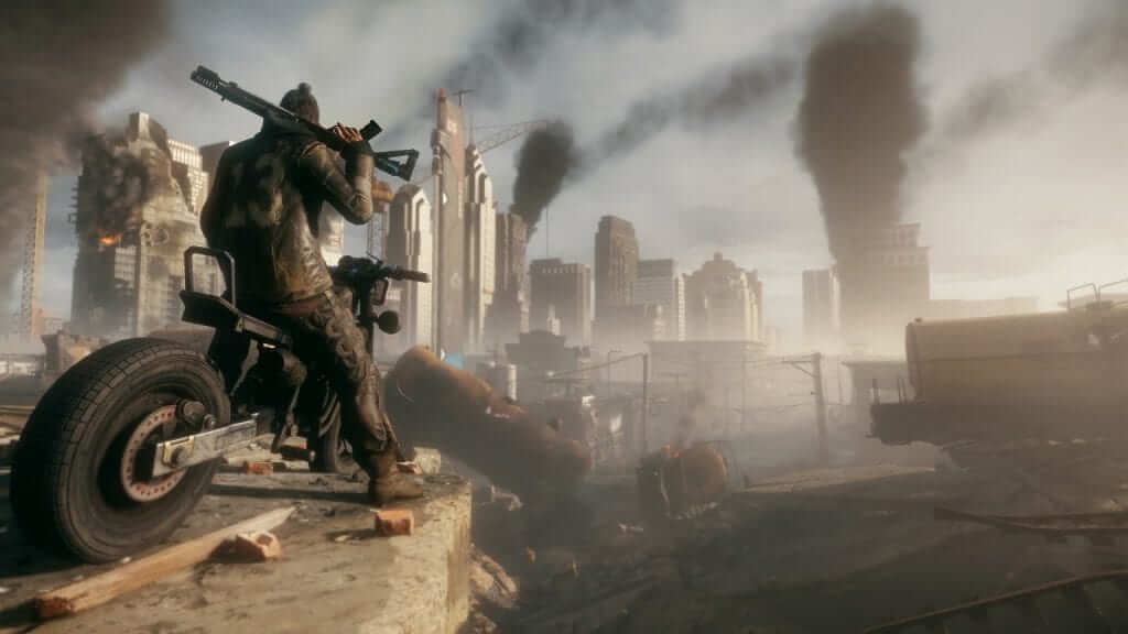 Homefront: The Revolution Shows Off Gameplay