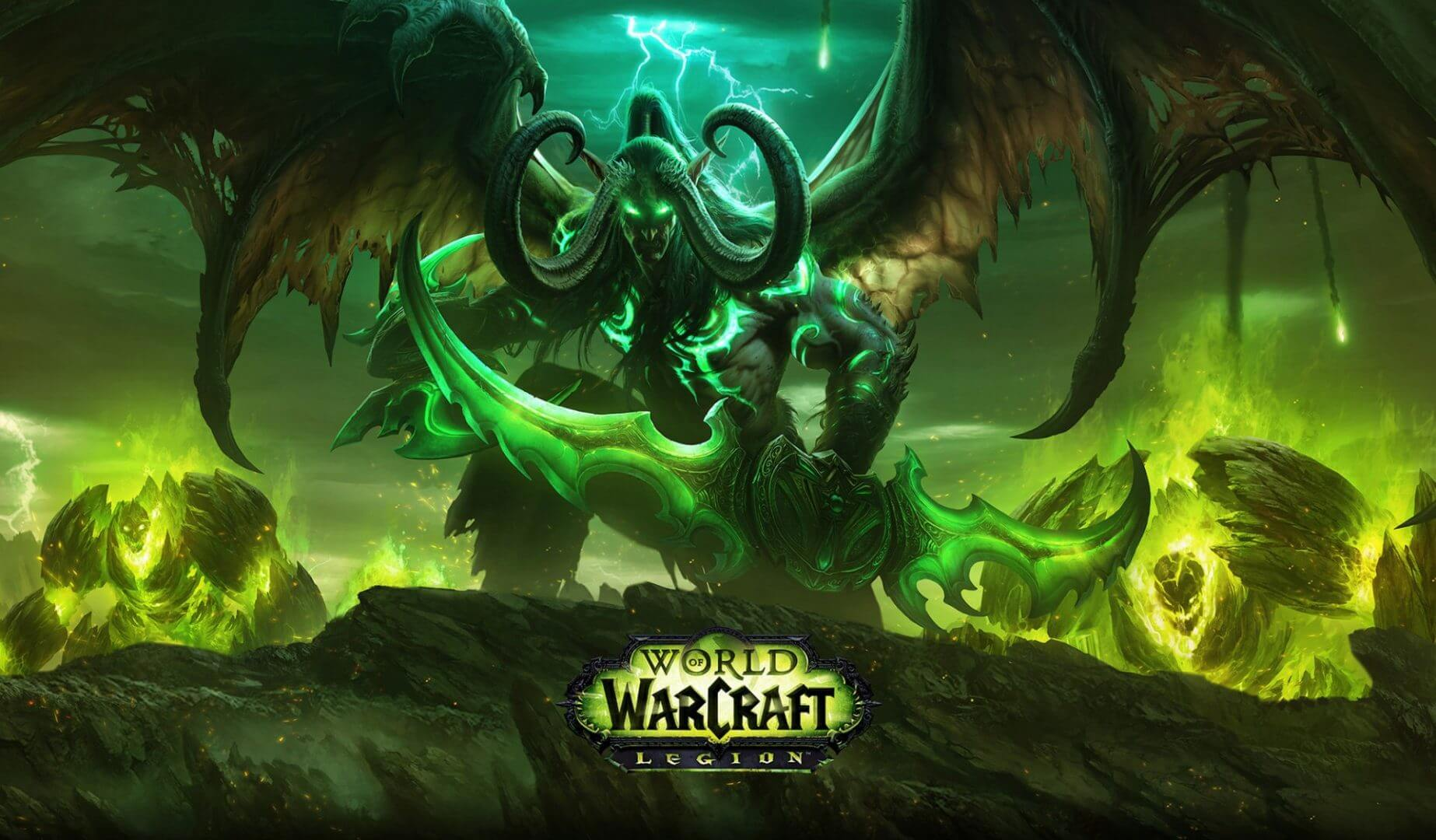 Blizzard Annouces New Expansion, World of Warcraft: Legion