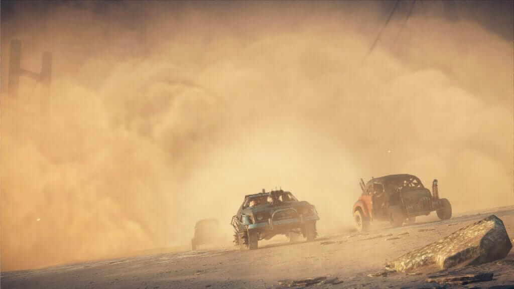 New Mad Max Trailer Strongholds Trailer Released