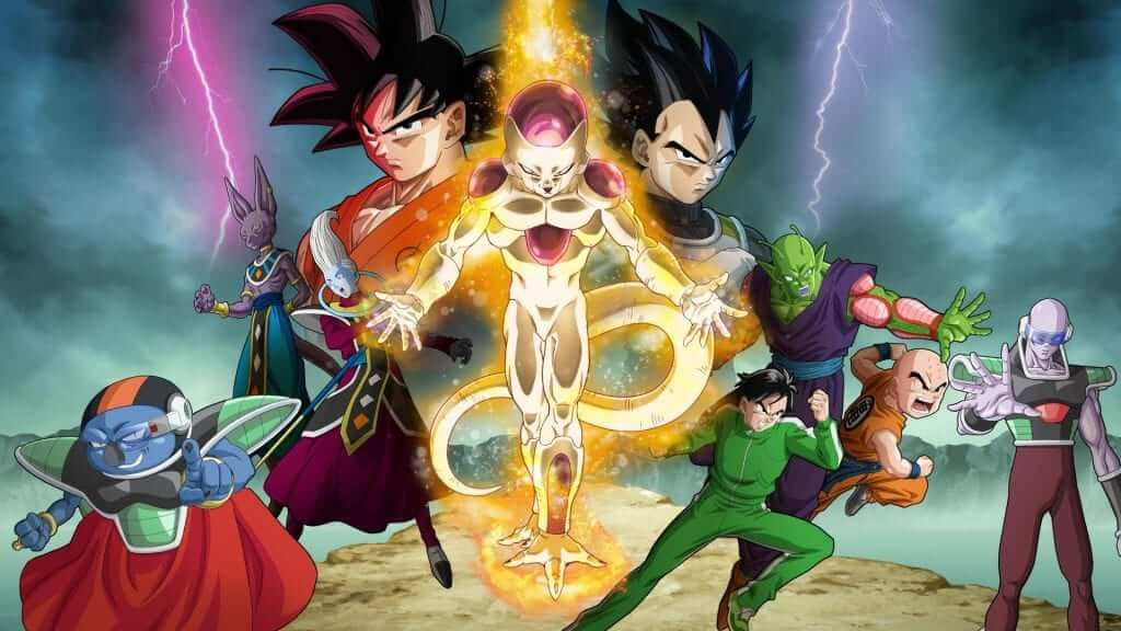 'Dragon Ball Z: Resurrection F' Pulls In Big Numbers