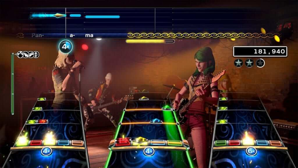 Rock Band 4 Standalone Game Pre-Orders Announced