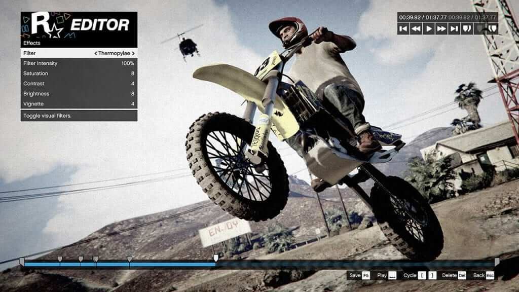 GTA V: Rockstar Editor Is Coming To Consoles