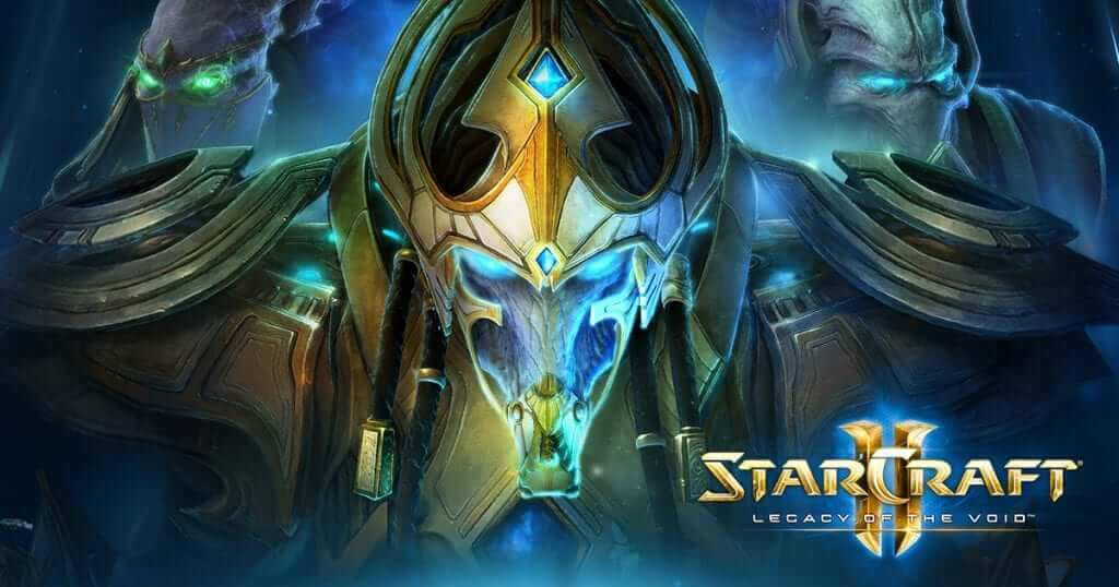 StarCraft 2: Legacy of the Void Preview