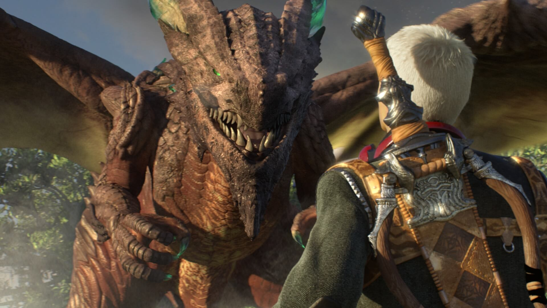 Gamescom 2015: Scalebound Revealed, 4-Player Co-op Announced